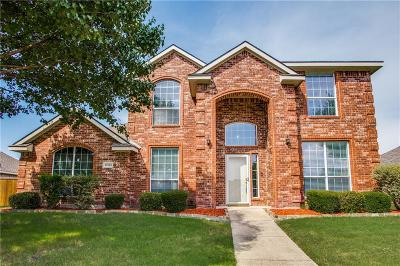 Rowlett Single Family Home For Sale: 10118 Bent Tree Drive