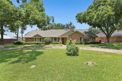 Fort Worth Single Family Home For Sale: 5609 Oakmont Lane