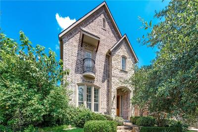 McKinney Single Family Home For Sale: 801 Chapel Hill Lane