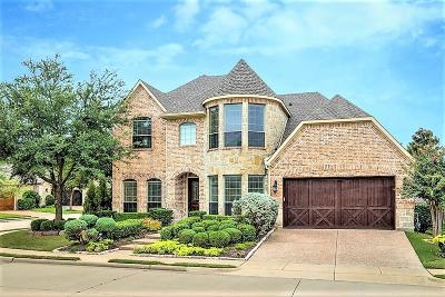 Garland Single Family Home Active Contingent: 6609 Springwood Lane