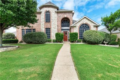 Mansfield Single Family Home For Sale: 3228 Ridge Trace Circle