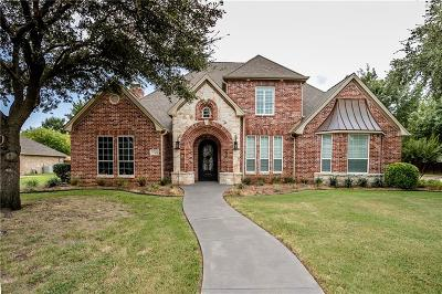 Trophy Club Single Family Home For Sale: 303 Skyline Drive