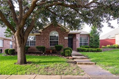 McKinney Single Family Home For Sale: 6241 Dark Forest Drive