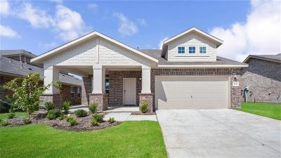 Forney Single Family Home For Sale: 9125 Switchgrass Lane