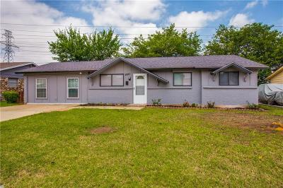 Single Family Home For Sale: 4937 Tracy Drive