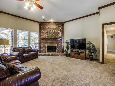 Terrell Single Family Home For Sale: 10440 Woodland Estates Road