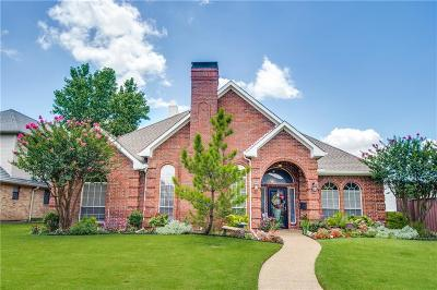 Plano TX Single Family Home Active Option Contract: $478,000