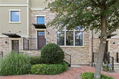 Plano Townhouse For Sale: 7241 Kasko Drive