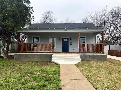 Single Family Home For Sale: 623 S Vernon Avenue