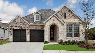 Allen Single Family Home For Sale: 1057 Miller Drive