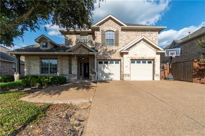 Rowlett Single Family Home For Sale: 7914 Kings Court
