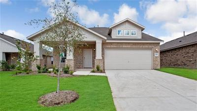 Forney Single Family Home For Sale: 9205 Switchgrass Lane