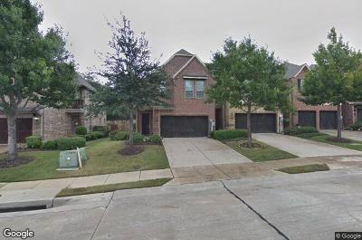 Lewisville Townhouse For Sale: 2260 Salado Drive