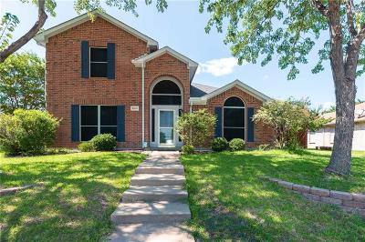 Sachse Single Family Home For Sale: 3912 Hudson Drive
