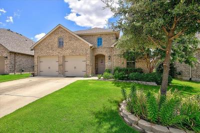 Little Elm Single Family Home For Sale: 2628 Costa Mesa Drive