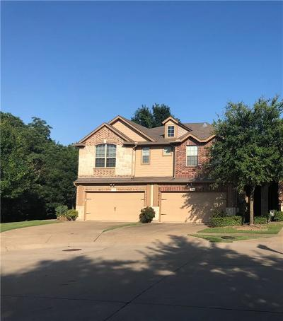 Garland Townhouse For Sale: 328 Starleaf Trail