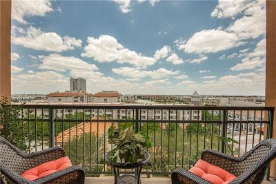 Irving Condo For Sale: 330 Las Colinas Boulevard E #808