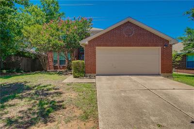 Lewisville Single Family Home For Sale: 2068 Belvedere Drive