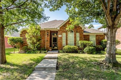 Frisco Single Family Home For Sale: 7189 Saint Augustine Drive