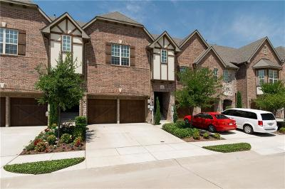 Lewisville Townhouse For Sale: 2660 Nottingham Drive