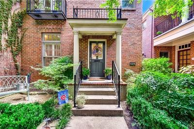Dallas Townhouse For Sale: 6108 Tremont Street