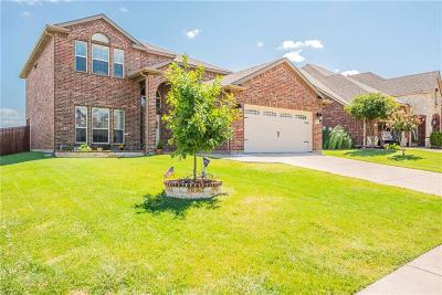 Wylie Single Family Home Active Option Contract: 1312 Hill View Trail