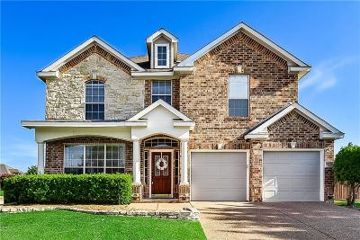 Desoto Single Family Home Active Option Contract: 1100 Ginger Trail