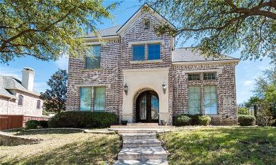 Plano Single Family Home For Sale: 6500 Round Springs Lane
