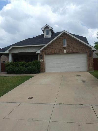 Mansfield Single Family Home For Sale: 4613 Oakview Drive