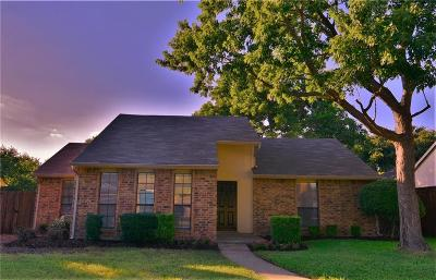 Allen Single Family Home For Sale: 1315 Timberview Drive