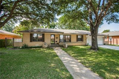 Garland Single Family Home For Sale: 2422 Mockingbird Lane