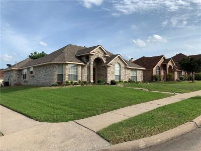 Mesquite Single Family Home For Sale: 1506 Goodwin Drive