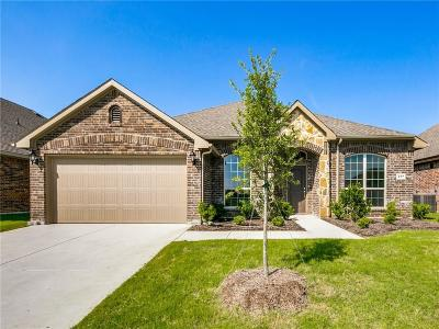 Forney Single Family Home For Sale: 288 Giddings Trail