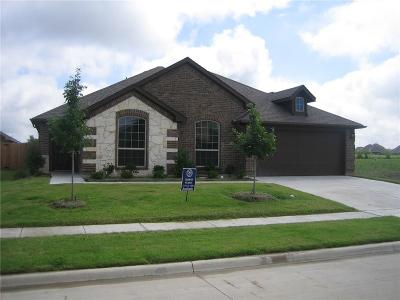 Forney Single Family Home For Sale: 284 Giddings Trail