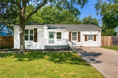 Dallas Single Family Home For Sale: 10633 Cayuga Drive