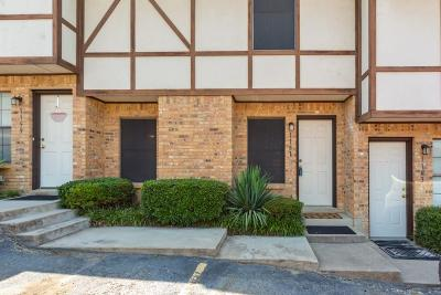 Denton Condo For Sale: 1161 Dallas Drive