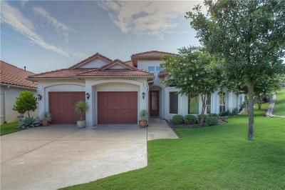 Fort Worth Single Family Home For Sale: 7701 Lakeview Circle