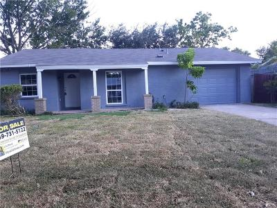 Grand Prairie Single Family Home For Sale: 309 Glendale Drive