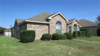Red Oak Single Family Home Active Option Contract: 113 Clover Leaf Lane