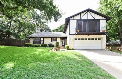 Burleson Single Family Home For Sale: 117 Rosamond Street NE