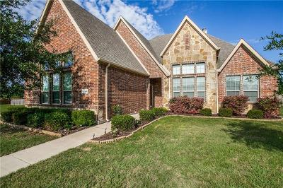 Lavon Single Family Home For Sale: 11540 Caddo Creek Drive