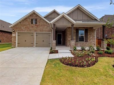 Prosper Single Family Home For Sale: 5450 Mustang Lane