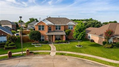 Allen Single Family Home For Sale: 1303 Canterbury Court