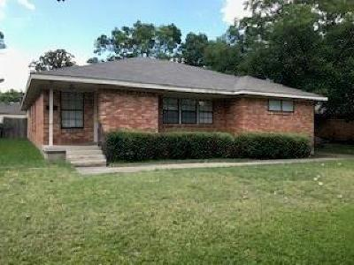 Dallas County Single Family Home For Sale: 8848 Larchwood Drive