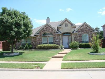 Allen Single Family Home For Sale: 1202 Sunrise Drive
