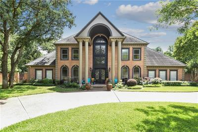 Colleyville Residential Lease For Lease: 1801 Cranbrook Drive S