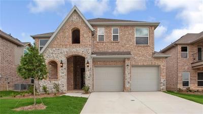 Little Elm Single Family Home For Sale: 1200 Nannyberry Drive