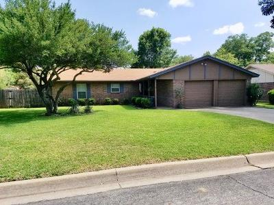 North Richland Hills Single Family Home For Sale: 8604 Brookridge Drive