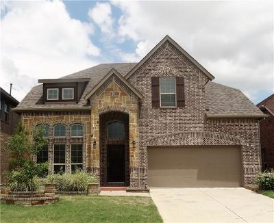 Mckinney Single Family Home For Sale: 10876 Sexton Drive