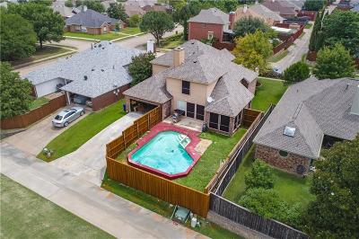 Carrollton Single Family Home For Sale: 4017 Black Oak Drive